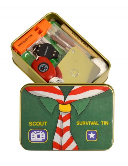 BCB Scout Survival Komplet Za Preživljavanje CK010