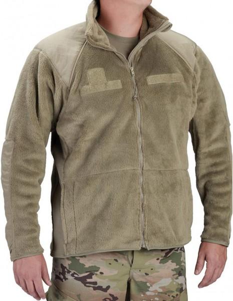 Propper® Gen III Polartec® Fleece Jacket Coyote