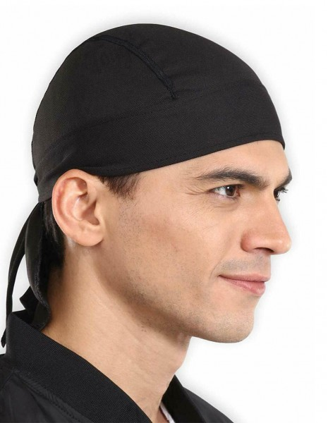 Bionic Quick Dry Headwrap Motorcycle Black