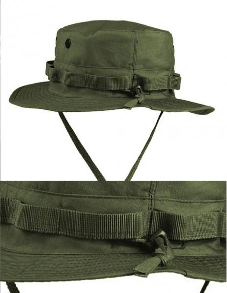 Miltec 12323001 Adjustable USGI Boonie Hat One Size Olive