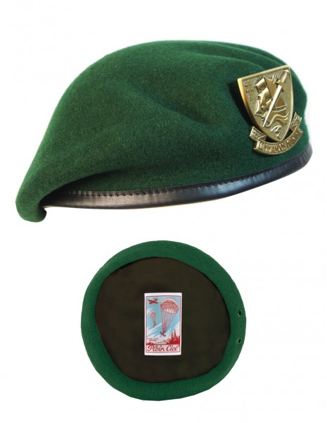 Original Plein Ciel Commando Beret Green