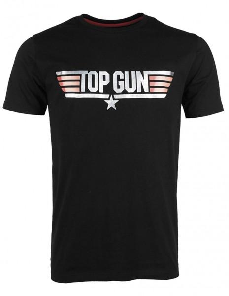 Original Paramount T-Shirt Top Gun Reflective