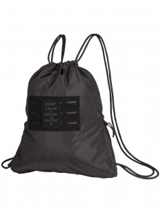 HexTac Gym Army Sports Bag Black