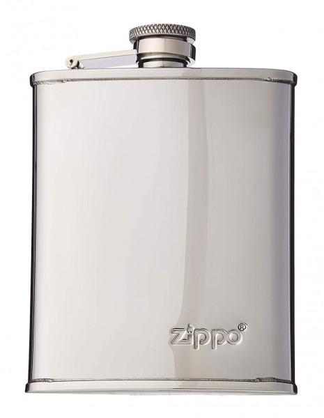 Original Zippo Hip Flask Classic Stainless Steel 6oz