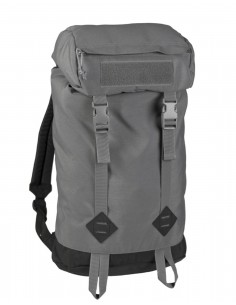 Urban Walker City Hiking Tourist Backpack 20 Liters Gray