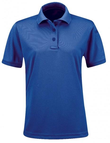 Propper IWA Women's Uniform Polo Short Sleeve Blue