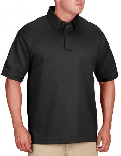 Propper IWA I.C.E. Performance Polo Short Sleeve Black