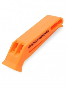 Survival Distress Whistle Orange SOLAS CK312