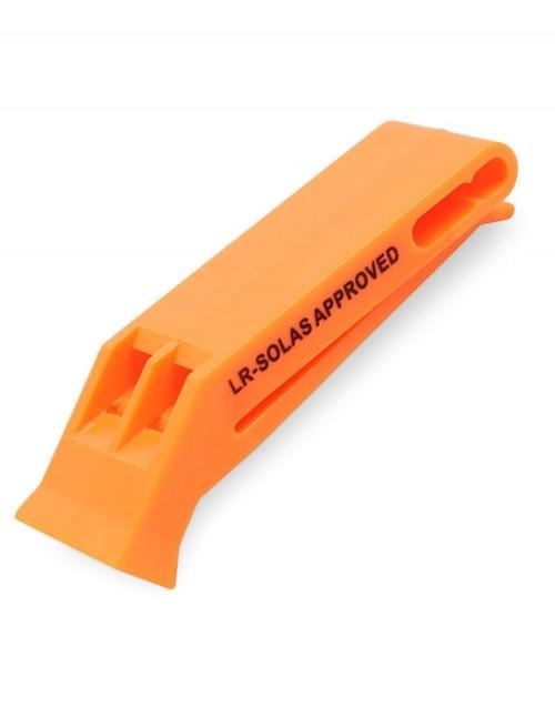 Survival Distress Whistle Orange SOLAS CK312
