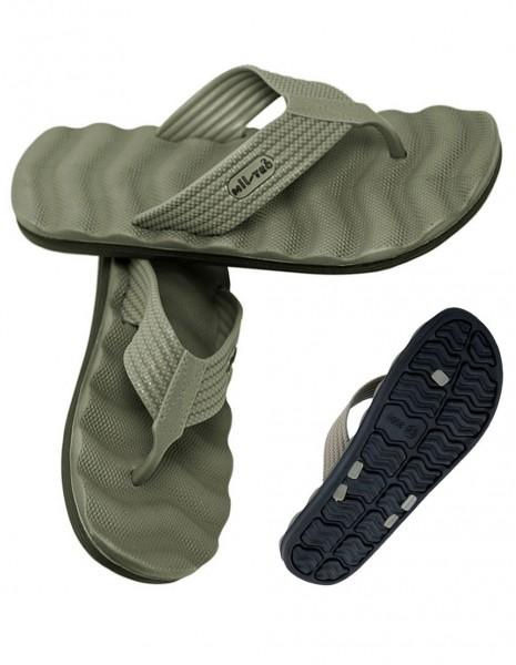 Miltec 12893001 Tsunami Tactical Flops Sandals Olive