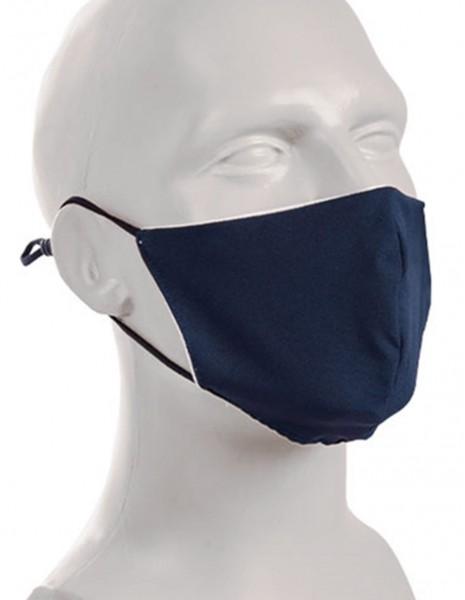 Miltec 12670503 Sturm Protective Mask PesEl V-Shape Dark Navy