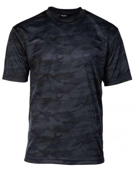Miltec 11013580 Thermoactive Sport Mesh T-Shirt Dark Camo