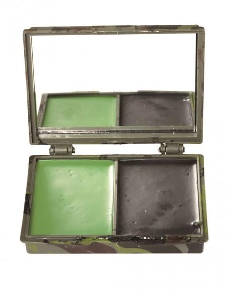Vojnička Maskirna Boja Paleta Olive Black 16350000