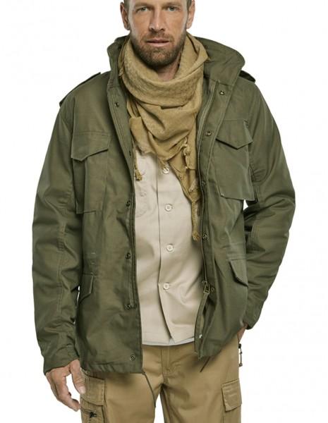 Brandit 3108 Classic M65 Jacket Olive
