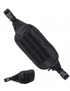 Tactical Sport Molle Fanny Pack Black