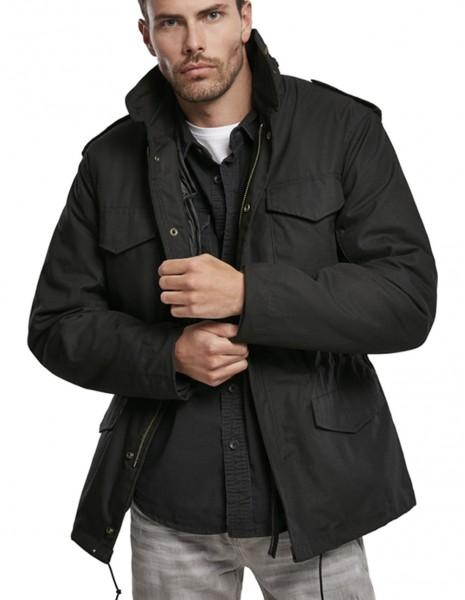 Brandit 3108 Classic M65 Jacket Black
