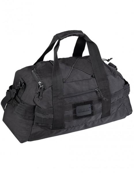 Miltec 13828102 Large Sports Bag Parachute Transport Bag 55L Black