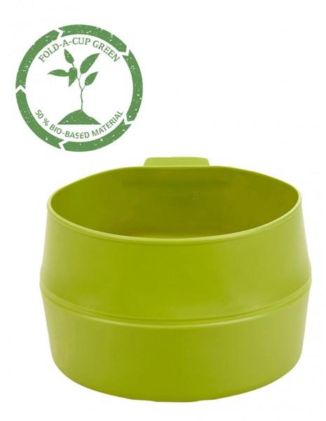 ECO Wildo Fold-A-Cup® Folding Camping Hiking Mug Lime 14605815