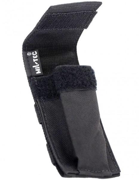 Miltec 15444002  Pouch For Battery/Knife 16cm Black