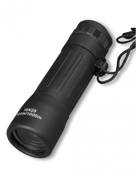 Miltec 15705002 Waterproof Hunting Hiking Airsoft Outdoor Monocular 10x25 Black