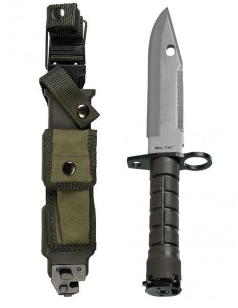 Miltec 15479000 US Bayonet M9 Repro