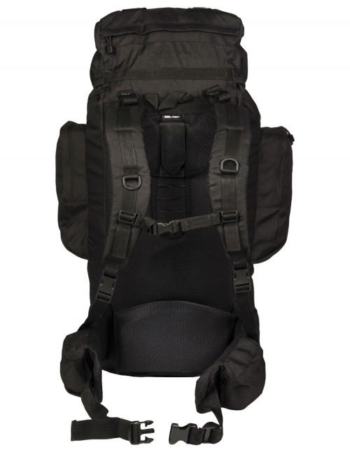 Recom Planinarski Lovački Vojni Ruksak 88L Black Akcija 14033002