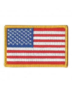 Vojnička Oznaka US Flag Američka Zastava Čičak Color 16851570 Akcija