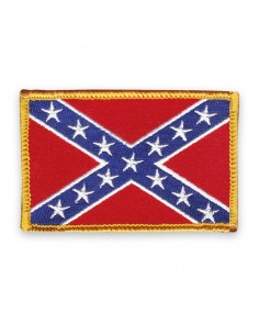 Patch Confederate Rebel Southern Flag 16851300 Sale