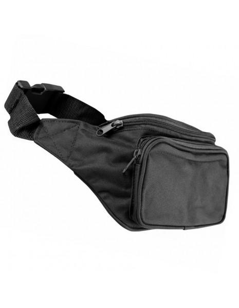 Edc Fanny Pack Small Waist Bag Black