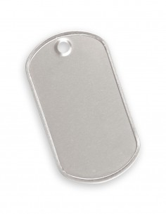 Original Military Dog Tags Plates Stainless Steel US Army Sale