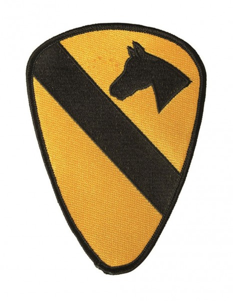 Original US Army Military Patch US 1st Cavalry 16855800 Sale