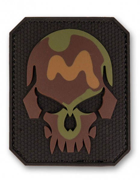 3D PVC Velcro Patch Skull Camouflage Large Jolly Roger Sale 16832120