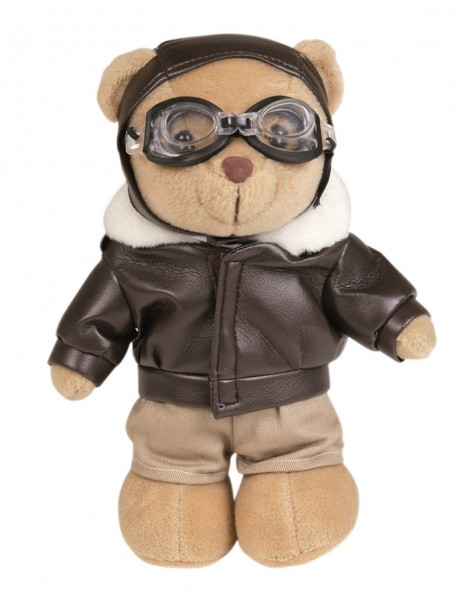 Doll Teddy Bear Pilot 20cm 16429000 Sale