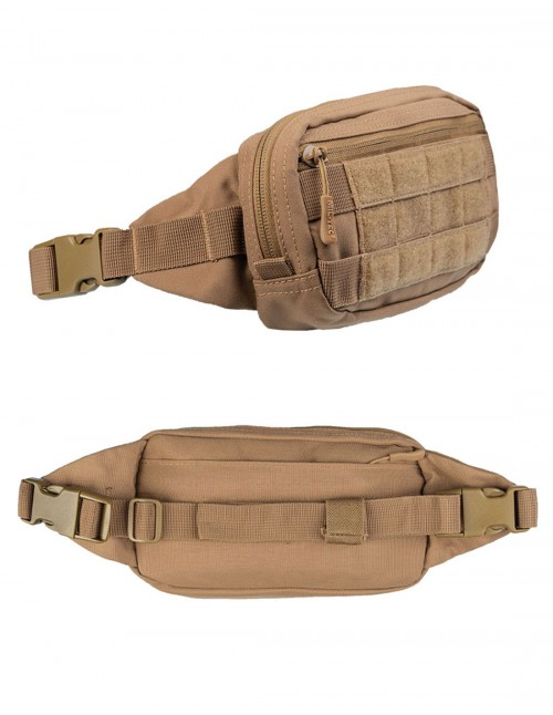 Tactical Sport Molle Fanny Pack Coyote