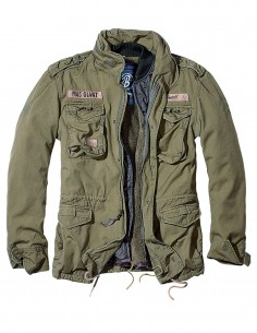 Classic M65 Giant Jacket Olive 31011-01 Sale