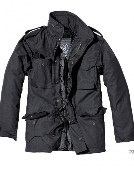 Classic M65 Giant Jacket  Black 31011-01 Sale