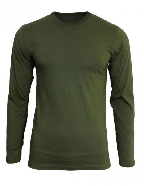 Miltec Majica Dugi Rukav US Style Olive Zelena Akcija 11065001