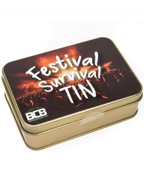 BCB Bushcraft Festival Survival Tin ADV063 Akcija