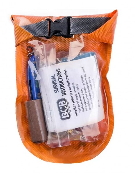 BCB Waterproof Survival Kit CK050