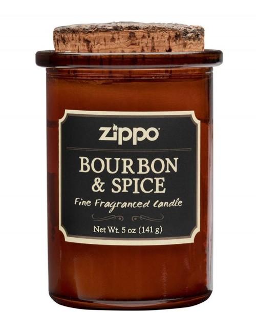 Zippo Spirit Candle Mirisna Svijeća Bourbon & Spice 70008