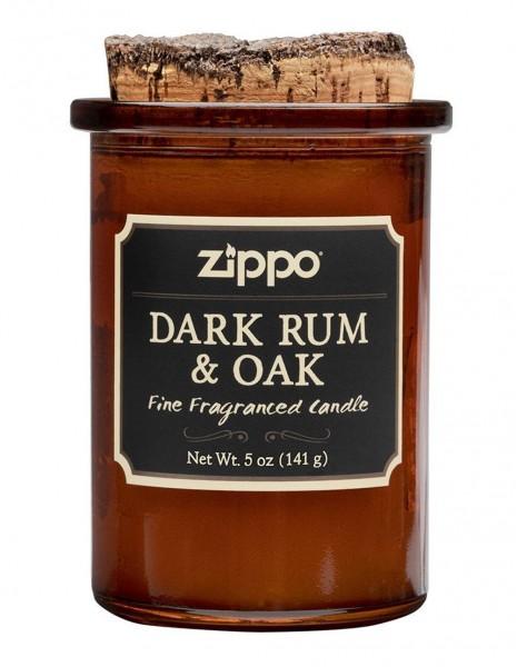 Zippo Spirit Candle Mirisna Svijeća Dark Rum & Oak 70007