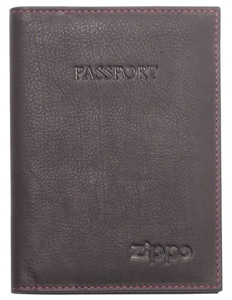 Original Zippo Passport Leather Case 2005418 Sale
