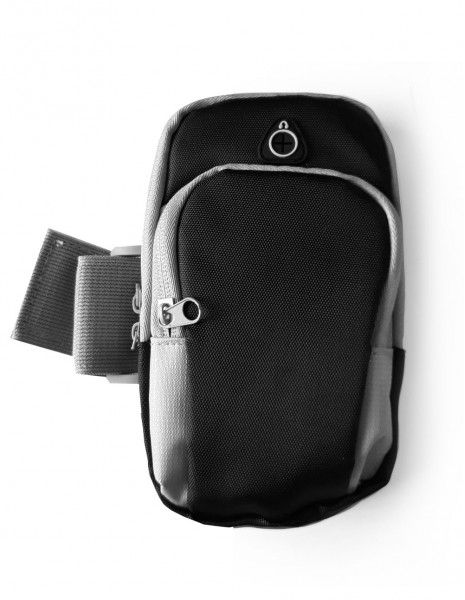 Sports Runing Arm Pack Pouch BWOO Black