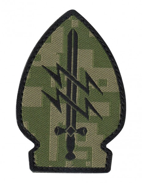 Patch Velcro  Special Forces Cropath 2 Lighting Bolts