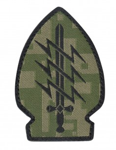 Patch Velcro  Special Forces Cropath 3 Lighting Bolts