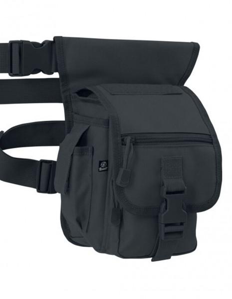Brandit Drop Leg Moto Multi Pack Black 8042 Sale
