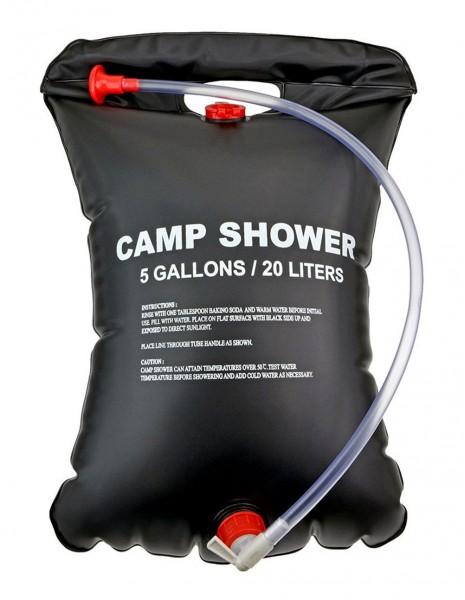 Miltec  16005120 Solarni Tuš 20 Litara Camp Shower