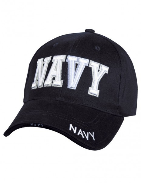 Miltec Baseball Sport Visor Cap Navy 12318320