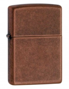 Original Zippo Upaljač Antique Copper 301FB