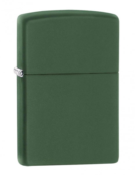 Original Zippo Lighter Green Matte 221